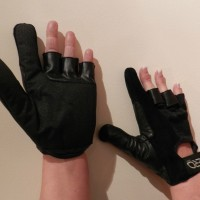 AERO-ABRASION-FULL-GEL-PALM-AND-FINGER-MITT-WHEELCHAIR-GLOVES-IN-SIZE-LARGE-301322702974